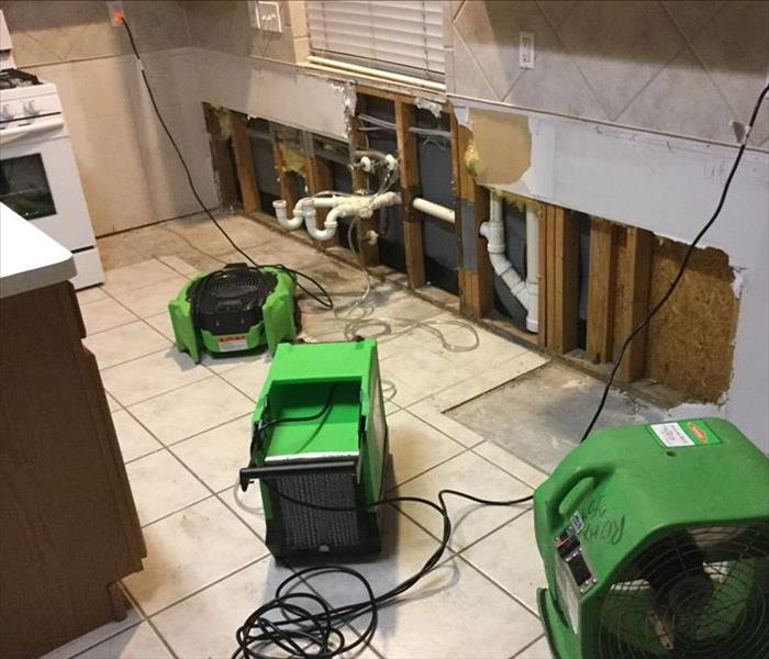 Dish Washer Leak in Katy, TX After