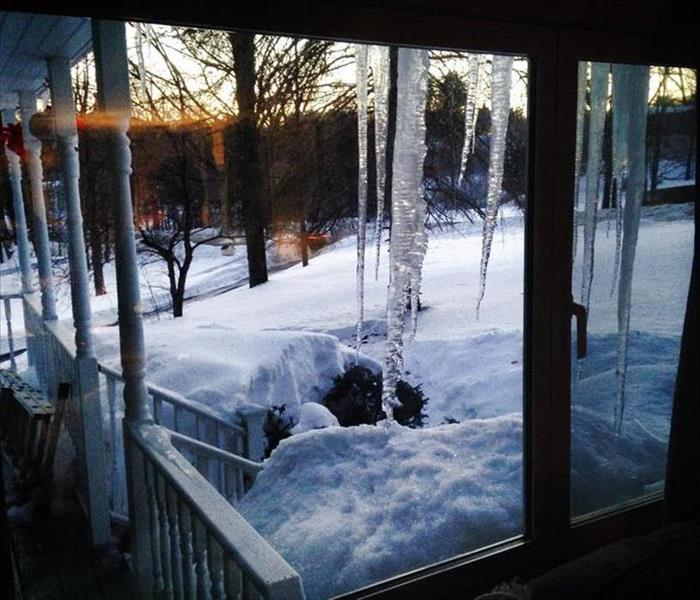 Water Damage Ice Dams: What are They?