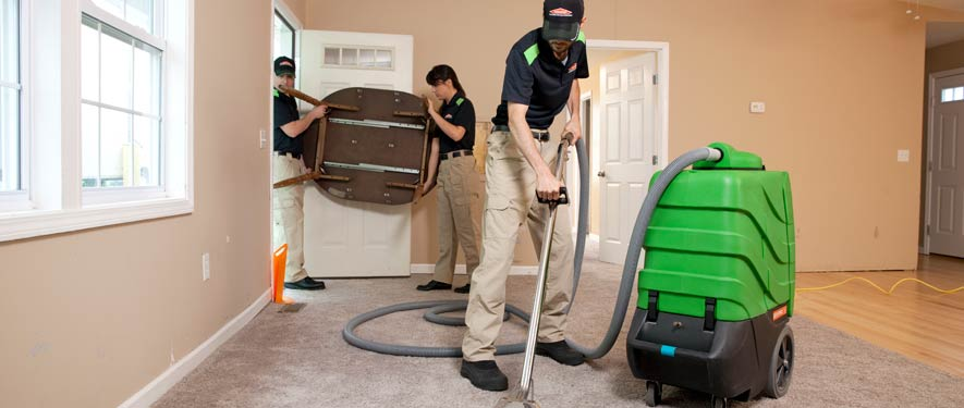 Houston, TX residential restoration cleaning